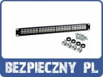 PATCH PANEL UTP CAT.6 24 PORTY PGF-6UTP24-B0 GETFORT [1218]